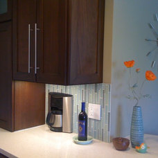 Contemporary Kitchen Countertops by BREW EXPRESS