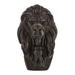 Casa de Arti - Roaring Lion Plaque - Roaring Lion Plaque is perfect for any Room Decoration and at an amazing price!