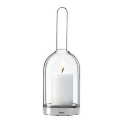Hurricane Lamp By Eva Solo Of Denmark - Thanks so much to Houzz Community Member susanlg for turning me on to Eva Solo's products! This hurricane lantern is a wonderful light to hang from a tree branch or set on a table when dining outside and enjoying the garden.