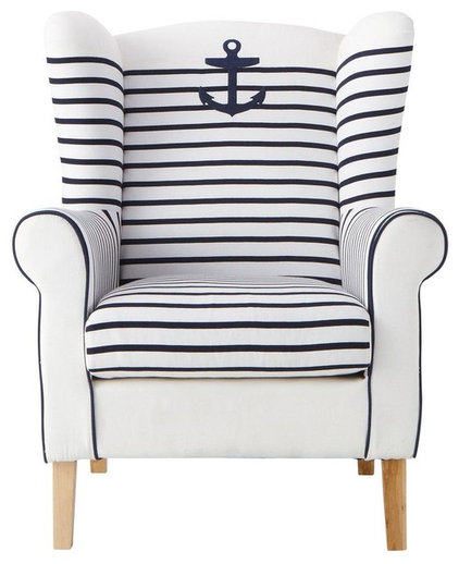 Contemporary Accent Chairs by Maisons du Monde
