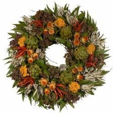 Traditional Wreaths And Garlands by gardengatewreaths.com