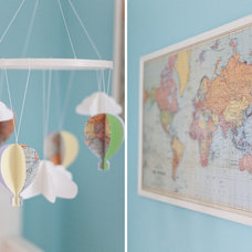 Contemporary Baby Mobiles by On To Baby
