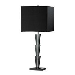 Cyan Design - Cyan Design Deco Transitional Table Lamp X-81140 - Deco Table Lamp