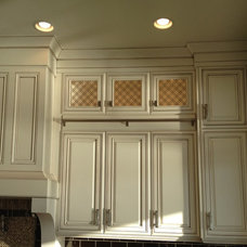 traditional kitchen cabinets by Klise Manufacturing Company