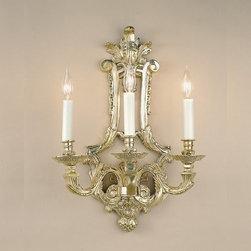 JVI Designs - JVI Designs 633 3 light Up Lighting Wall Sconce - JVI Designs 633 Features: