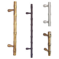 Tropical Cabinet And Drawer Handle Pulls by US Homeware/Doorware.com