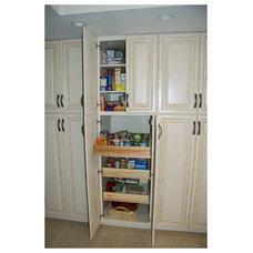 Modern Kitchen by Cabinets & Granite Direct