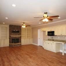 Basement by Green Basements & Remodeling