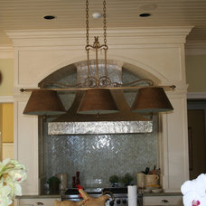 mediterranean kitchen lighting and cabinet lighting by Originals 22