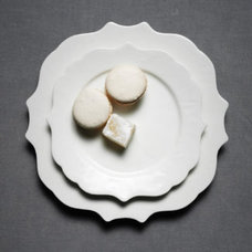 traditional plates by BHLDN