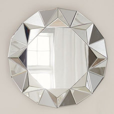 Contemporary Wall Mirrors by Pottery Barn Kids