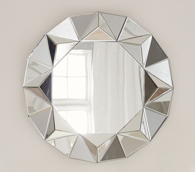 Contemporary Mirrors by Pottery Barn Kids