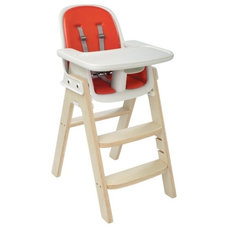 Modern High Chairs And Booster Seats by Modern Nursery