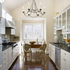 traditional kitchen by Tom Curren Companies