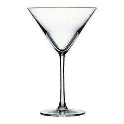 Hospitality Glass - Bar & Table 10 oz Martini Glasses 24 Ct - Bar & Table 10 oz Martini