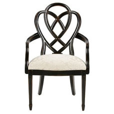 Contemporary Dining Chairs by Ethan Allen