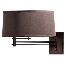 Transitional Swing Arm Wall Lamps by Lamps Plus