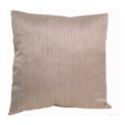 American Mills - Riverwood 24-Inch Floor Pillow - -Update your home decor with this decoratively functional floor pillow.  Comfortable pillow is ideal for floor, sofa or bed.  Spot Clean Only.  Made in USA. American Mills - 36339.113