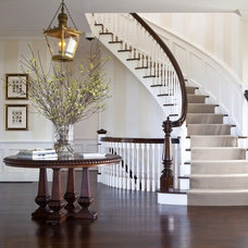 Dream Home / Nantucket Cliffs traditional staircase