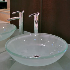 contemporary bathroom sinks by Kingston Design Remodeling