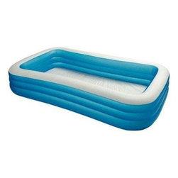 "Intex - Swim Center 120"" Family Pool - Swim Center Family Pool is 120""L x 72""W x 22""H inflated"