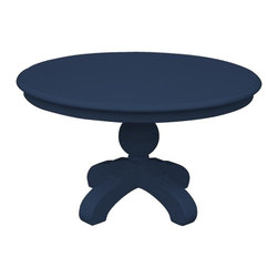 Trade Winds - New Trade Winds Coffee Table Blue Painted - Product Details