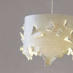modern lamp shades by AllModern