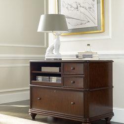 Hooker Furniture - Hooker Furniture Utility File 5085-10413 - One adjustable shelf