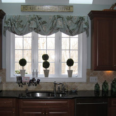 Traditional Window Treatments by Cottage Whimsey