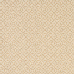 Beige And Ivory Diamond Outdoor Indoor Marine Upholstery Fabric By The Yard - This material is an upholstery grade outdoor and indoor fabric. It is stain, water, mildew, bacteria and fading resistant. It is also Scotchgarded for further stain resistance and durability. This material is woven for superior appearance.