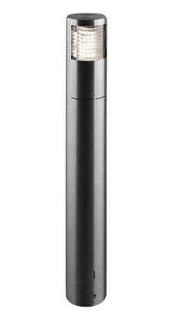 Nimbus - Nimbus Hotel Aqua LED Bollard floor light - The Hotel Aqua LED Bollard floor light was designed and made by Nimbus in Germany. This modern LED fixture is an efficient and elegant lamp which can be a solution for floor lighting as well as for wall or ceiling. The light output of the Hotel Aqua LED Diffus is distributed 100% directly from one side or from two sides and inserted louvres with a radiation angle of 25 . The fixture has an elegant stainles steel with brushed surface and clear glass cover. Multiples conic identations, ultra-modern LED provide a total power of 10 or 18 watts integrated in the luminaire and spread a light output which is equivalent to the power of a 50/100 watts halogen bulb. The lamp is available in color temperatures of 2700 Kelvin (extra - warm white) 3000K (warm white) and 4000 Kelvin (neutral white). As option for mounting you can choose between a ground anchor for cementing into foundation or a ground spike for inserting into the ground. Converter included in the package.         Product Details: The Hotel Aqua LED Bollard floor light was designed  and made by Nimbus in Germany. This modern LED  fixture is an efficient and  elegant lamp which can be a solution for floor lighting as well as for wall or ceiling. The light output of the Hotel Aqua LED Diffus is  distributed 100%  directly from one side or from two sides and inserted  louvres with a radiation angle of 25 .  The fixture has an elegant stainles steel with brushed surface and clear glass cover. Multiples conic identations, ultra-modern LED provide a total power of 10 or 18 watts integrated in the luminaire and spread a light output which is  equivalent to the power of a 50/100 watts halogen bulb. The lamp is available in color temperatures of 2700 Kelvin (extra - warm white) 3000K (warm white) and 4000 Kelvin (neutral white).   As option for mounting you can choose between a ground anchor for cementing into foundation or a ground spike for inserting into the ground. C