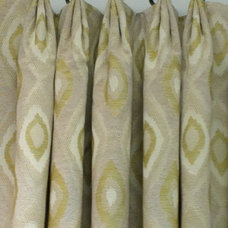 Transitional Curtains by CDW Designs