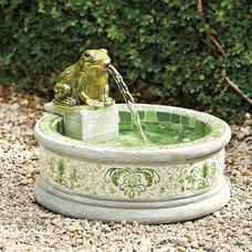 Traditional Indoor Fountains by Ballard Designs