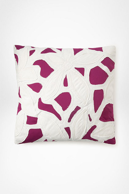 contemporary bed pillows by DVF