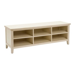 Safavieh - Safavieh Carlston Bookshelf - White - AMH6525A - Shop for Bookcases from Hayneedle.com! With a simple Mission style and six spacious shelves the Safavieh Carlston Bookshelf - White is a beautiful and functional addition to any room in your home. Built from sturdy poplar wood this bookcase is finished in white and has a generous display area on top.About SafaviehConsidered the authority on fine quality craftsmanship and style since their inception in 1914 Safavieh is most successful in the home furnishings industry thanks to their talent for combining high tech with high touch. For four generations the family behind the Safavieh brand has dedicated its talents and resources to providing uncompromising quality. They hold the durability beauty and artistry of their handmade rugs well-crafted furniture and decorative accents in the highest regard. That's why they focus their efforts on developing the highest quality products to suit the broadest range of budgets. Their mission is perpetuate the interior furnishings craft and lead with innovation while preserving centuries-old traditions in categories from antique reproductions to fashion-forward contemporary trends.
