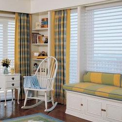 Hunter Douglas Silhouette® - Hunter Douglas Silhouette® Window Shadings