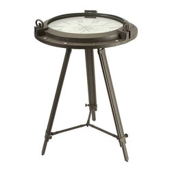 IMAX CORPORATION - Tripod Clock Table - Tripod Clock Table. Find home furnishings, decor, and accessories from Posh Urban Furnishings. Beautiful, stylish furniture and decor that will brighten your home instantly. Shop modern, traditional, vintage, and world designs.