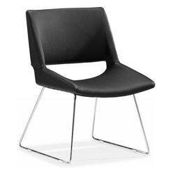 ZUO Modern - Von Dining Chair in Black (Set of 4) - 109150 - Von Collection Dining Chair
