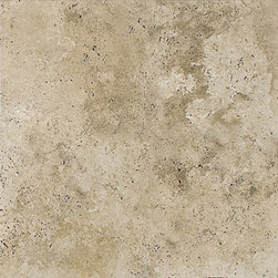 Ivory Classic Blend Antiqued Tile - Ivory Classic Blend Antiqued