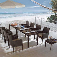 Tropical Patio Furniture And Outdoor Furniture by DefySupply.com