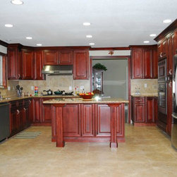 cabinets have dovetail and soft close drawer features. These cabinets ...