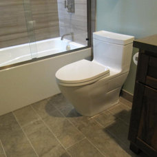 Transitional Tile by Classic Tile and Mosaic