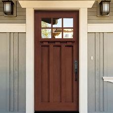 Front Doors by Tru Tech Doors