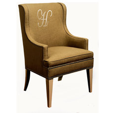 Traditional Armchairs And Accent Chairs by Kristin Drohan Collection