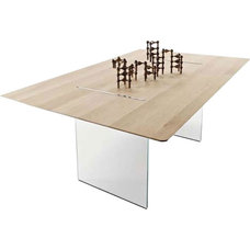 Contemporary Dining Tables by Addison House