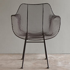 Modern Chairs by Iron Accents