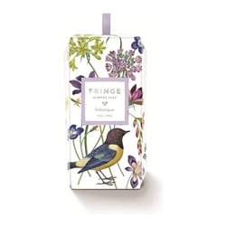 Fringe Studio - Standing Meadow Soap Box - Washing up has never been prettier. This standing box boasts a beautiful print outside and scented soap inside. Perfect as a gift — or to keep for yourself.