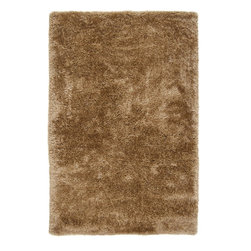Surya - Surya Grizzly Plush Hand Woven Rug X-85-3YLZZIRG - Lose yourself in the decadent soft pile of the Grizzly Collection. This plush, silky shag has a contemporary look with a luxurious treat for the feet and it available in five colors.
