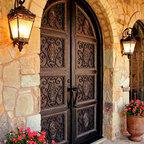 Mediterranean Front Doors -