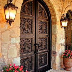 mediterranean front doors Mediterranean Front Doors